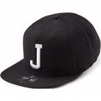 State Of Wow Šiltovka Juliet Soft Baseball Cap - Black/White - Strapback