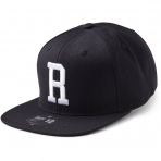 State Of Wow Šiltovka Romeo Soft Baseball Cap - Black/White - Strapback