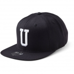 State Of Wow Šiltovka Uniform Soft Baseball Cap - Black/White - Strapback