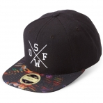 State Of Wow Šiltovka Voodoo 2 Youth Snapback Black
