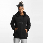 Rocawear Heat Embossed Hoody Black
