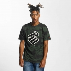 Rocawear Retro Army Tee S/S Olive Camo