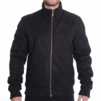Roca Wear Heat Embossed Jacket Black