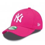 NEW ERA šiltovka 940K MLB League Basic NY YANKEES YOUTH PINK