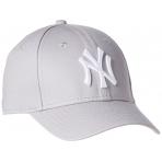 NEW ERA šiltovka 940 MLB League Basic NEW YORK YANKEES GREY