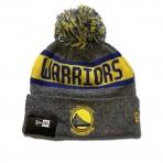 NEW ERA čiapka NBA Marl Knit GOLDEN STATE WARRIORS