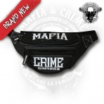 Mafia And Crime Mc La Familia Gürteltasche - Black