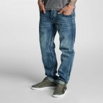 ROCA WEAR DENIM PANT RELAX FIT JERSEY WASH