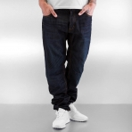 ROCA WEAR DENIM PANT TAPERED LOOSE FIT BROOKLYN WASH