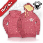 Mafia And Crime Mafia & Crime Girls Hoodie Lang - Red