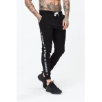 Hype Taping Joggers Black