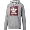Adidas Originals Mikina Trefoil Solid