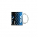 Sideline Collectibles NFL Fade Mug Carolina Panthers