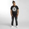 Thug Life Men T-Shirt Barley in black