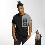 Thug Life Men T-Shirt Qube in black