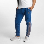 Thug Life Men Sweat Pant Kurgan in blue