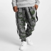 Thug Life Men Sweat Pant Lecter in camouflage