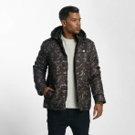 Ecko Unltd. Men Winter Jacket Jack in camouflage