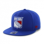 47Brand Official NHL New York Rangers Snapback Caps