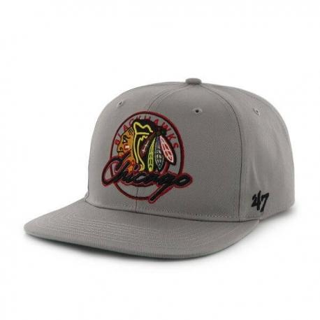 47Brand Official NHL Chicago Blackhawks Snapback Caps