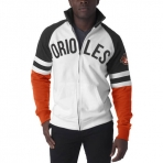 47Brand Official Mlb Baltimore Orioles Bond Track Jacket