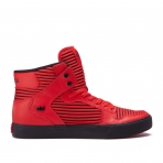 SUPRA VAIDER Red-Black