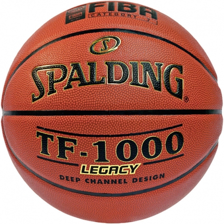 Spalding TF1000 Legacy Fiba sz.6 Orange