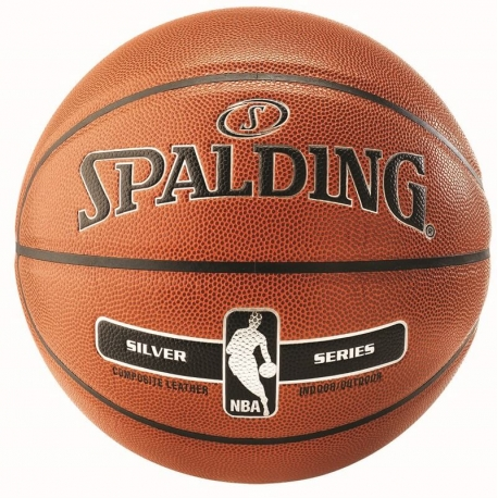 Spalding NBA Silver In/Out sz.7 Orange