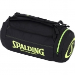 Spalding Duffle Bag Black/Flash Green