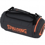 Spalding Duffle Bag Anthra/Shock Orange