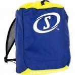 Spalding Sackpack Kids Deep Blue/Lime Yellow
