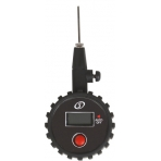 Spalding ELectronic Ball Pressure Gauge Black