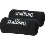 Spalding Sweatband (2 páry) Black