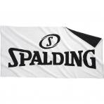 Spalding Towel White/Black