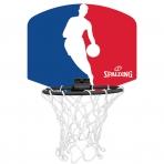 Spalding NBA Miniboard Logoman