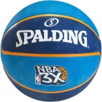Spalding NBA 3X Outdoor sz.7 Blue/Navy