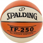 Spalding TF250 In/Out sz.6 Orange/White
