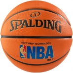 Spalding NBA Logoman Sgt sz.7 Orange