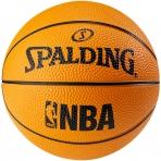 Spalding NBA Miniball sz.1 Orange