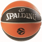 Spalding Euroleague TF1000 Legacy sz. 7 Orange/Black