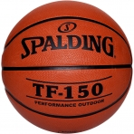 Spalding TF150 Outdoor sz.7 Orange