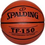 Spalding TF150 Outdoor sz.6 Orange