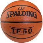 Spalding TF50 Outdoor sz.7 Orange