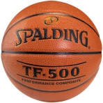Spalding TF500 In/Out sz.7 Orange
