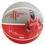 Spalding NBA Player James Harden sz.7 Grey/Red