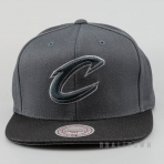 Mitchell & Ness Hologram Mesh Stop On A Dime Snapback NBA - Cleveland Cavaliers Charcoal