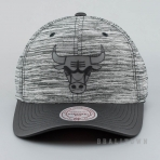 Mitchell & Ness Swish Snapback NBA - Chicago Bulls Grey/Black