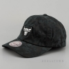 Mitchell & Ness Tonal Camo Strapback NBA - Chicago Bulls Black