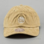 Mitchell & Ness Tonal Camo Strapback NBA - Golden State Warriors Khaki