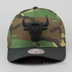 Mitchell & Ness Camo Flexfit 110 Snapback NBA - Chicago Bulls Camo